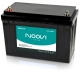 Batteries Lithium Noovi LiFePO4 avec fonction Bluetooth