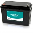 Batterie Lithium 12V 100 AH Noovi LiFePO4 avec fonction Bluetooth
