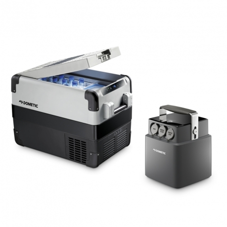 Pack DOMETIC : Glacière à compresseur CFX40 + batterie lithium PLB40