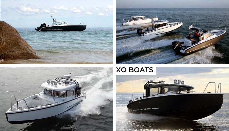XO Boats / SNIP Yachting Importateur Exclusif France